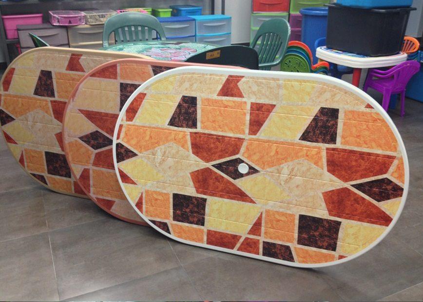 Table with durable iml - Global roto sheka