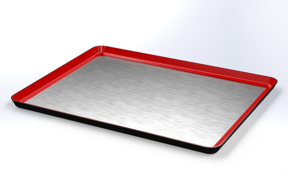 Durable tray